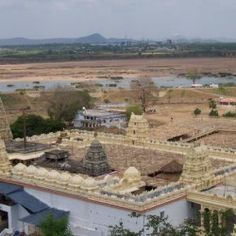 The srikurmam temple near srikakulam where lord vishnu is for Andhra cuisine history