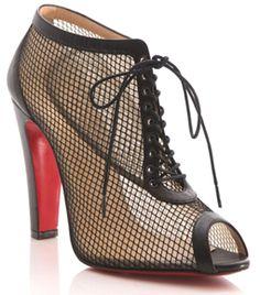 Nikita Ankle Boots by Christian Louboutin #Matchesfashion