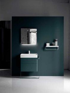 Making Space, Bathroom Collections, Vanity Units, Bathroom Furniture, Contemporary Interior, Furniture Collection, Interior And Exterior, Mirror, Storage