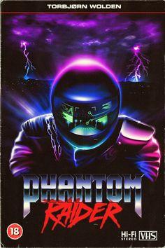 Phantom Raider cover artwork