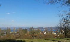 Konstanz, Universität, Landschaft.