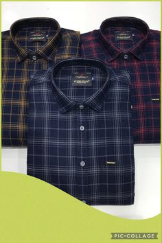 Casual Wear, Casual Shirts, Indigo, Plaid, How To Wear, Tops, Women, Fashion, Scrappy Quilts