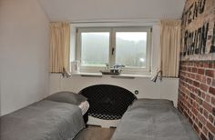 3e slaapkamer bij Auberge le Barrage, check www.aubergelebarrage.blogspot.com