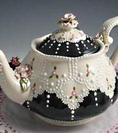 Whimsical Bliss Studios Teapots