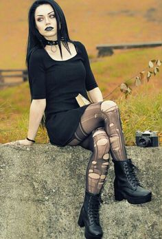 Gothic Beauty!
