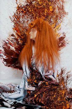 #red #redhair #redhead #hair #hairstyle #fashion