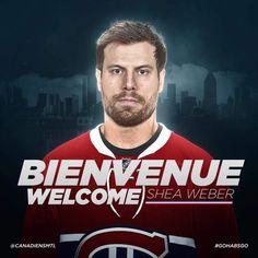 #6 Shea Weber Montreal Canadiens, Shea Weber, Baseball Cards, Baby, Hockey Players, Babies, Baby Humor, Infant, Doll