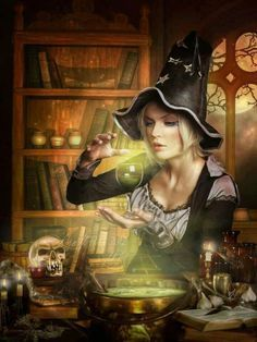 sexy blonde witch fantasy - Google Search