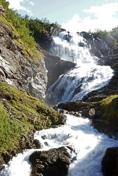 Kjosfossen, Norway Norway, River, Photos, Animals, Outdoor, Outdoors, Pictures, Animales, Animaux