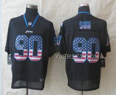 http://www.yjersey.com/nike-lions-90-suh-usa-flag-fashion-black-elite-jerseys-new-arrival.html Only$36.00 #NIKE LIONS 90 SUH USA FLAG FASHION BLACK ELITE JERSEYS NEW ARRIVAL Free Shipping!