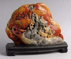 Китайская резьба по камню