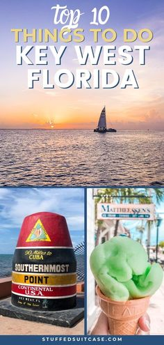 Best Things to Do in Key West Florida - sunsets, lobster, key lime pie, beaches, and snorkeling - so many fun travel activities! Florida Vacation, Florida Travel, Travel Usa, Fun Travel, Florida Trips, Beach Travel, Travel Ideas, Travel Tips, Visit Florida
