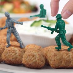 Food Fighters Party Picks design inspiration on Fab.