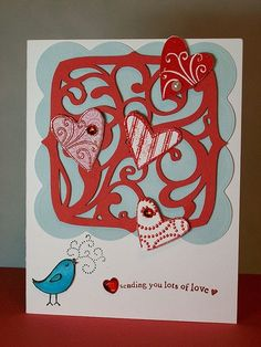 Hearts n birds Cindy loo