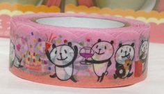 Japanese Washi Tape Masking Tape Deco Tape by SweetSuppliesStore, ¥300