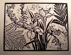 Center for Book Arts: Monday Methods: Linocut