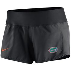 Women's Nike Black Florida Gators Gear Up Crew Short
