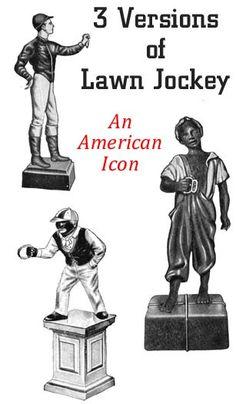 History of the Lawn Jockey Statue jocko graves faithful groomsman sambo buckwheat