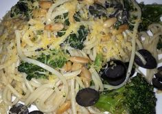 Broccoli and Pasta by Pam... Recipe -  I think Broccoli and Pasta by Pam... is a good dish to try in your home.