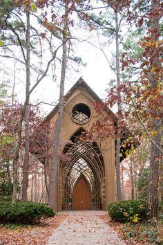 MILDRED B. COOPER MEMORIAL CHAPEL  Bella Vista, Arkansas
