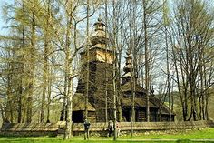 Wooden churches of Southern Lesser Poland - Wikipedia, the free encyclopedia