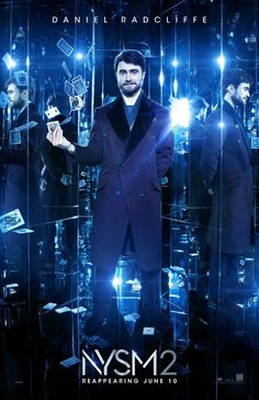 Now You See Me 2 Movie - Daniel Radcliffe