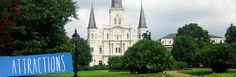 A list of fifty FREE things to do in New Orleans from the New Orleans tourism website.
