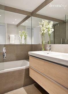 Un dormitorio en clave de blancos | Decoratrix | Decoración, diseño e interiorismo