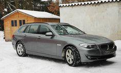Dauertest BMW 520d Touring: So schlägt sich der Business-Diesel im Winter