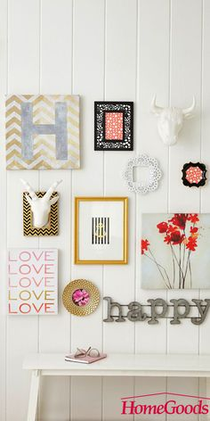 Gallery walls are hugely popular in home decor but how you create yours is very…