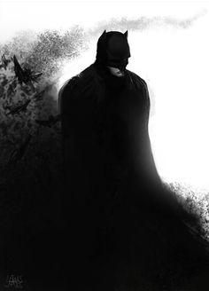 Batman Frm bd: Batman, the definitive board Comic Book Characters, Comic Character, Comic Books Art, Comic Art, Batman And Batgirl, I Am Batman, Funny Batman, Batman Dark, Batman Wallpaper