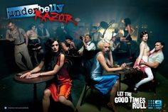 Underbelly Razor - Thrilling Aussie show Good Times Roll, Old Shows, Gatsby Party, Me Tv, Preston, Favorite Tv Shows, Things That Bounce, Tv Series, Celebs
