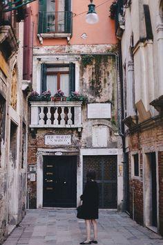Last day in Venezia | finchandfawn.com