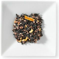 This is one of my favourites! Mighty Leaf Chocolate Orange Truffle Tea