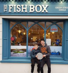 The Fish Box Dingle Fish, Box, Fictional Characters, Ireland, Restaurants, Diners, Boxes, Irish, Fantasy Characters