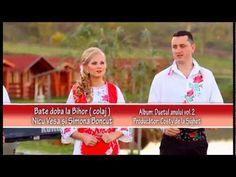 Simona Boncut & Nicu Vesa - Bate doba la Bihor - Album nou 2013 Nicu, Folk Music, Album, Traditional, Youtube, Youtubers, Youtube Movies, Card Book, Folk