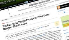 Teach Yourself Graphic Design: A Self-Study Course Outline - Tuts+ Design & Illustration Article