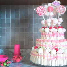 Tweedot blog magazine - come creare una torta di caramelle