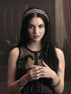 Reign (TV show)  Adelaide Kane as Mary