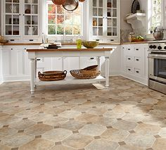 IVC US Vinyl Flooring at James Carpets of Huntsville is 100% water resistant. Perfect for pets!