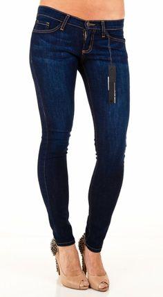 Flying Monkey Jeans L7382 Skinny Leg Stretch Jeans - Medium Wash - Anonymous LA