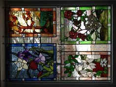 Stain Glass - 4 Seasons