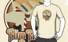 Flim Flam Bros. Logo by JTeeth