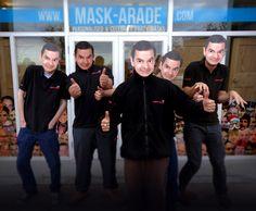 Mr Bean Masks