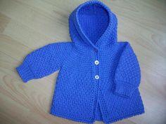 #1 Crochet Baby hood (Tunisian) | Craftsy