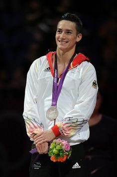Marcel Nguyen Photo - Olympics Day 5 - Gymnastics - Artistic