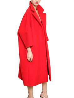 Jil Sander cashmere coat. I believe we all need one in our closets.