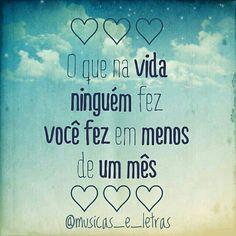 Por que te amo, eu não sei Mas quero te amar cada vez mais 💕  Te assumi pro Brasil - #matheusekauan  Instagram: @musicas_e_letras