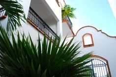 Beautiful entrance with a mexican style, Playa del Carmen Real Estate - TopMexicoRealEstate.com