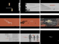 Here's another example of graphic sequence in the opening credits of the movie Kiss Kiss Bang Bang
